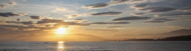 Sunset @ Kairkoura (NZ)