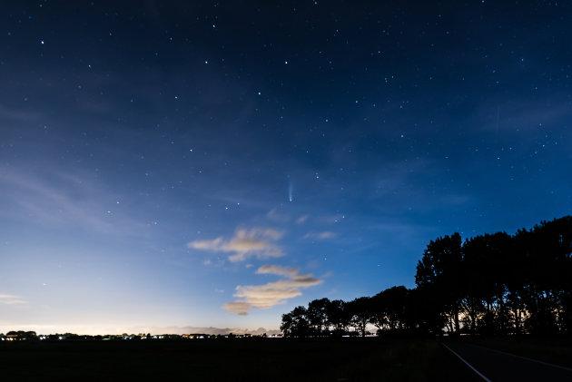 Sterren en kometen in eigen land