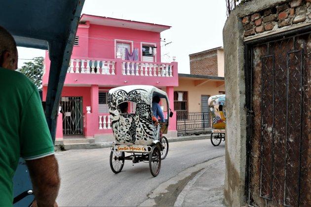 Azië, nee Cuba