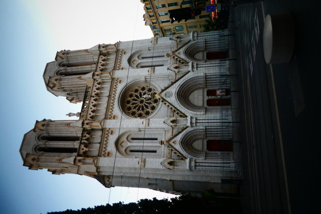 Drama vandaag in de Basilique Notre-Dame de Nice