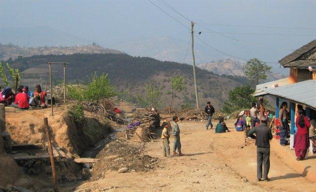 Onderweg in Kathmandu Valley