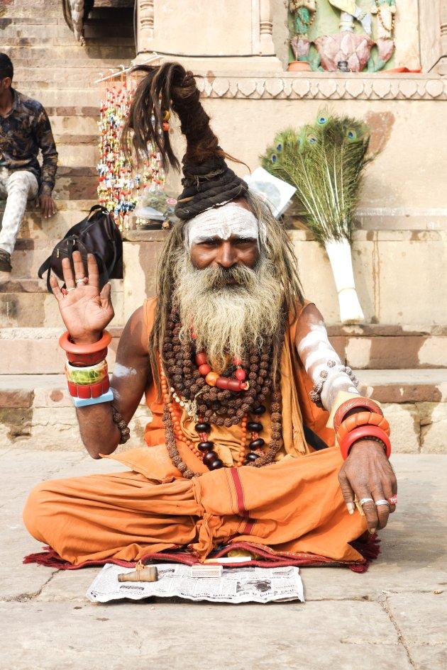 Ontdek echt India in Varanasi