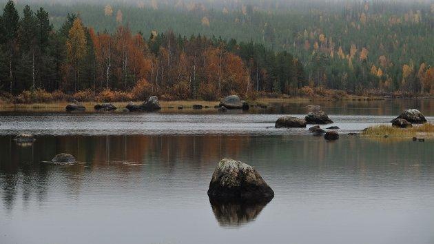 Lake Talvatis, Jokkmokk