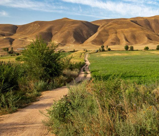 Kirgizië. Zo mooi.