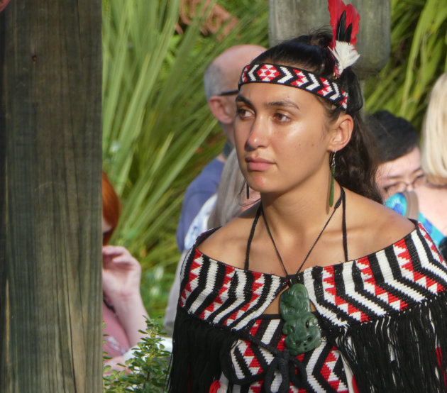 Maori tradities in ere houden
