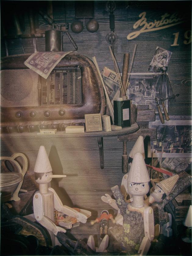 Gepetto's atelier