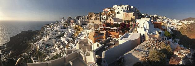 Zonsopkomst in Oia Santorini
