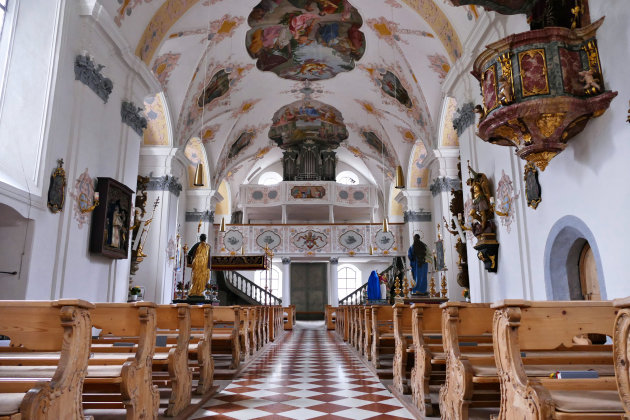 parochiekerk Saint-George et Nicolas