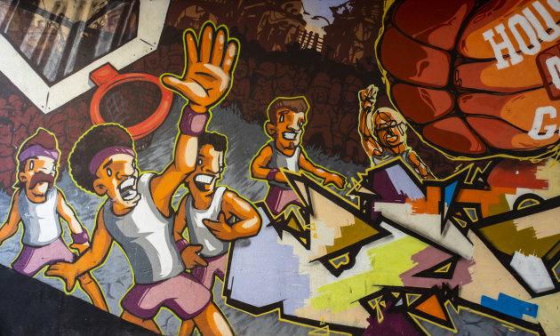 Street art in Dresden