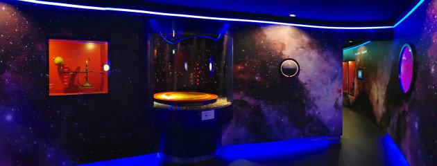Het Planetarium in Franeker