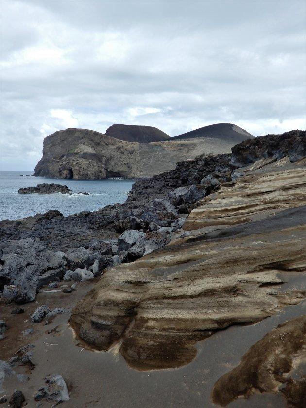 Vulkaan van Capelinhos