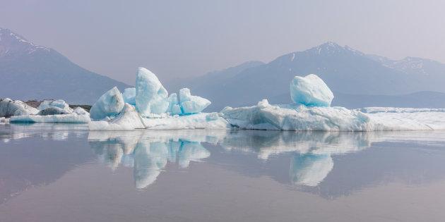 Knik gletsjer