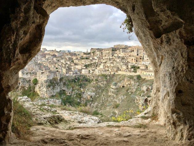 Grotwoningen van Matera