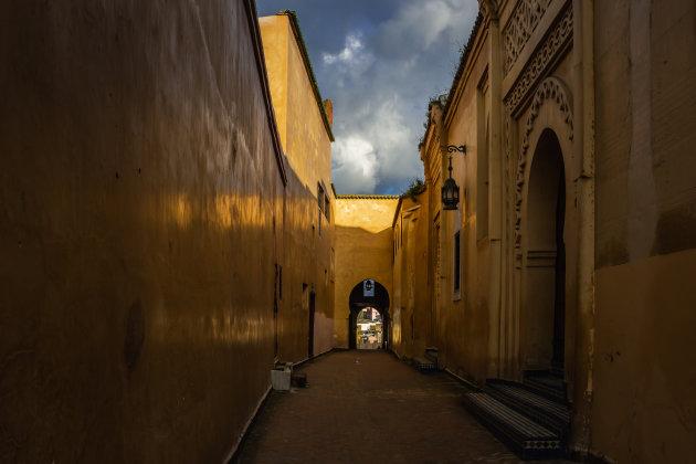 Ouezzane, een heilige stad.