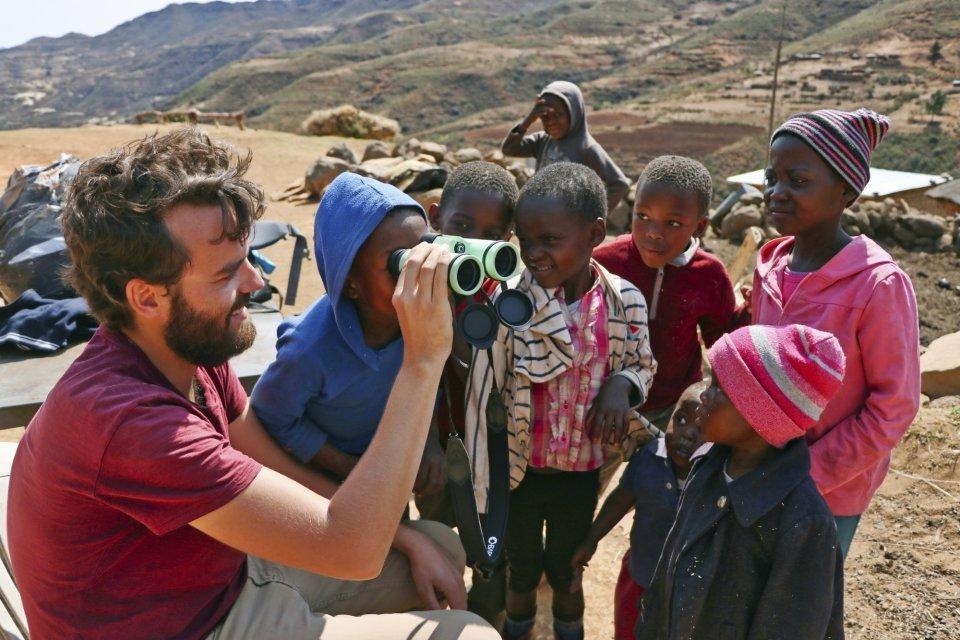 Meet the locals in Zuid-Afrika.