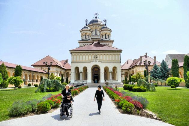 Orthodoxe kathedraal