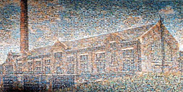 Duizenden plaatjes van het werelderfgoed in Lemmer