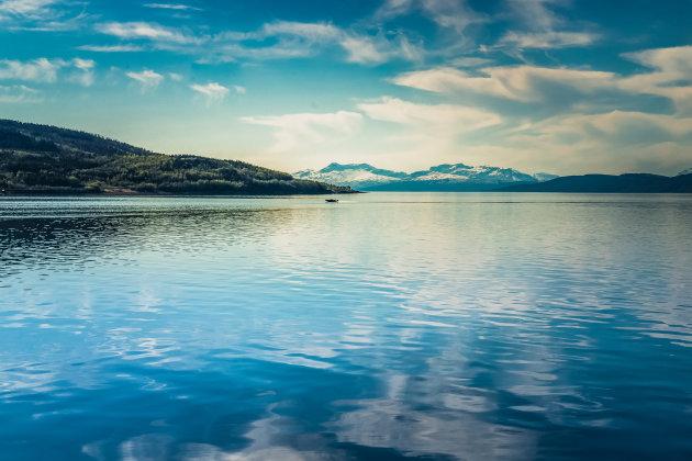 Noorse lucht
