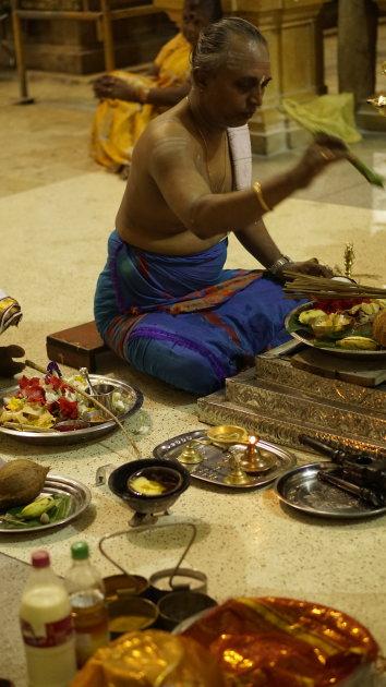 Tempelrituelen Jaffna