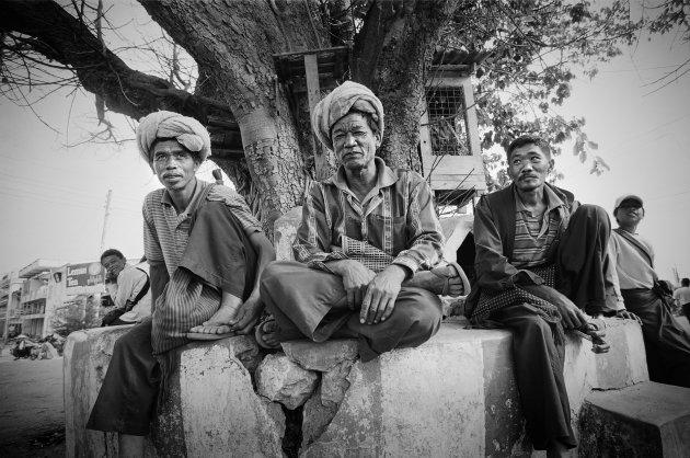 Birma Inlemeer