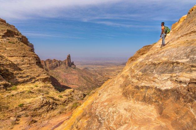 Avontuurlijke tocht naar de rotskerken