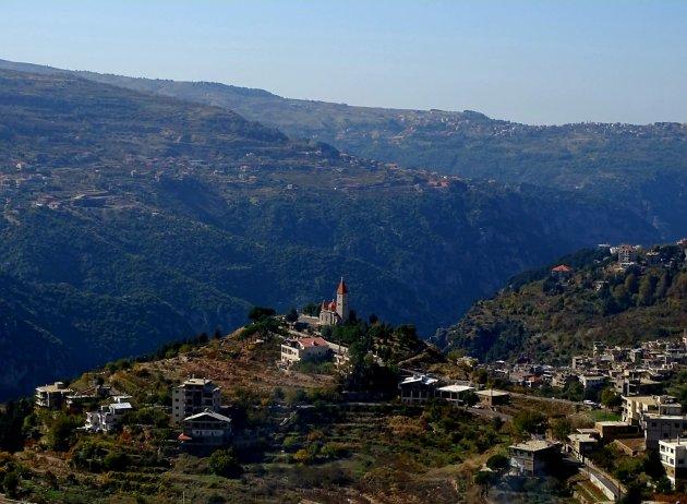 Bcharre in de Wadi Qadisha