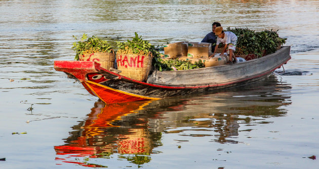 Vervoer over het water