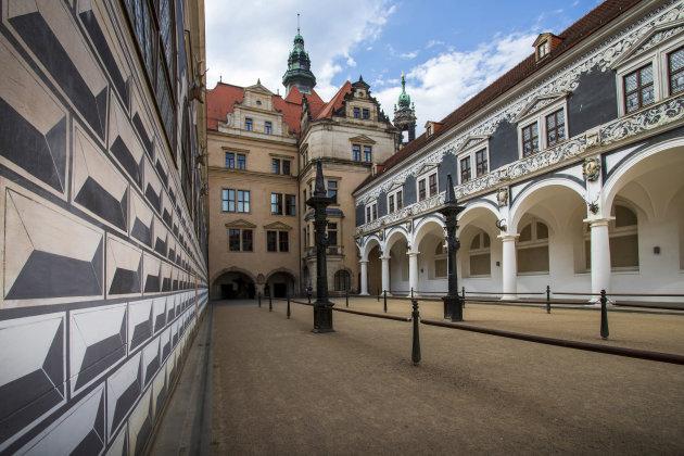Koninklijke stallen van Dresden