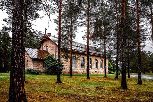 Kerk in Sodankylä