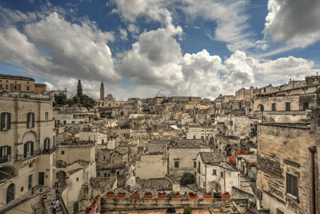 Matera Basilicata Zuid Italië