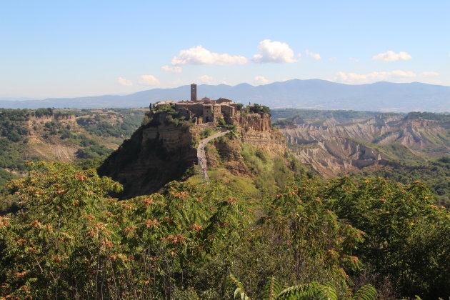 De stervende stad 'Civita de Bagnoregio'