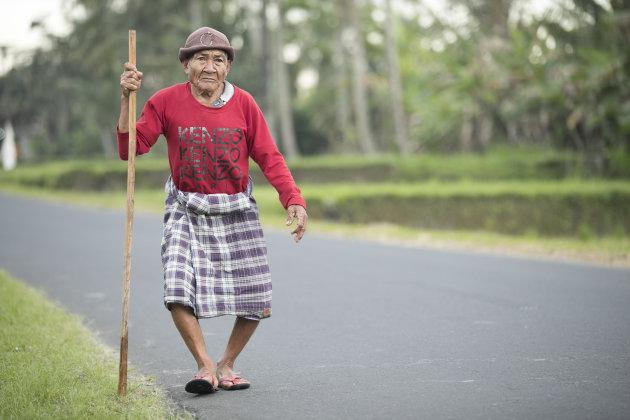 Indonesie Bali Onderweg