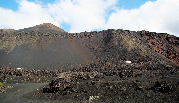 kleuren van lava