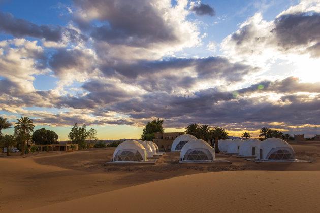 Ufo's in de Sahara