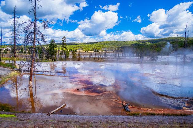 Yellowstone - de grootste slapende vulkaan ter wereld