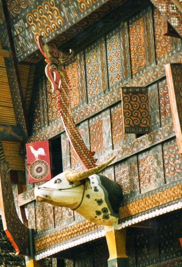 Bezoeken van Tana Toraja