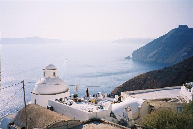 Santorini is echt de moeite waard