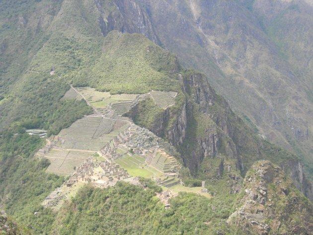 De mythische Machu Picchu