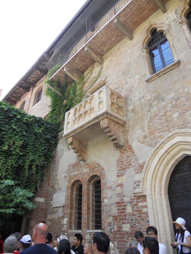 Op zoek naar de romantiek in Verona