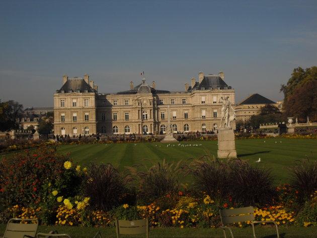 De mooiste tuin van Parijs