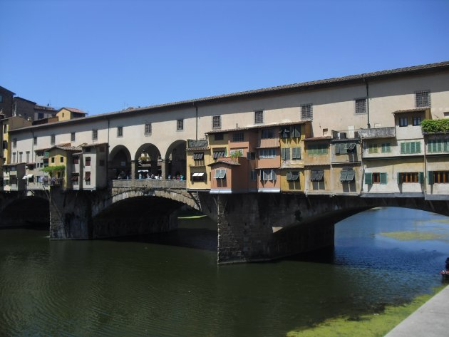 Florence met recht de hoofdstad van Toscane