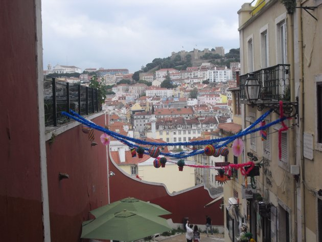 Dia de Portugal vieren in Lissabon