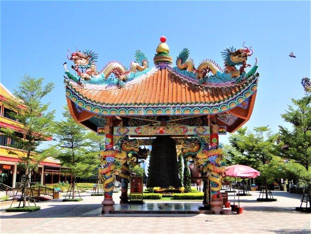 Chinese Bel Tempel.
