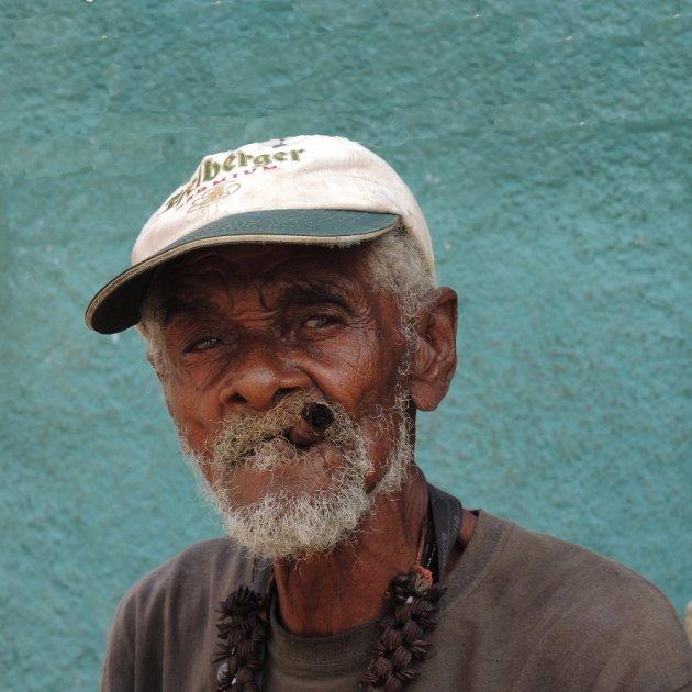 De karakters van Cuba