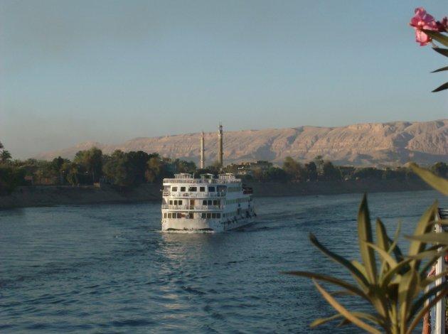 Cruisen op de Nijl