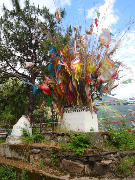 Stupa in Cizhong