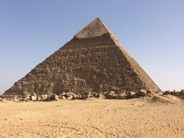 Giza is de piramides!