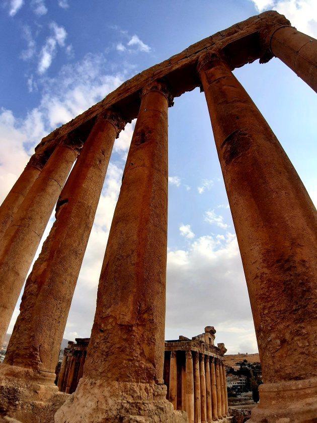 tempel van Bacchus