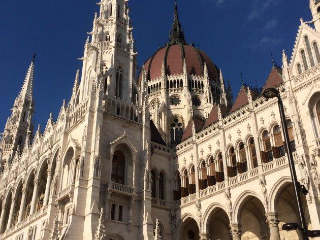 Meest gefotografeerde gebouw van Boedapest