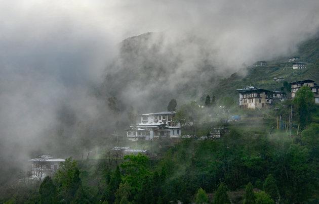 Mysterieus Bhutan